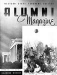 Alumni Magazine Cover Page Vol. 1 No. 3 by Western State Teachers College