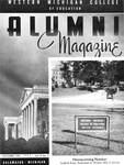Alumni Magazine Cover Page Vol. 4 No. 3