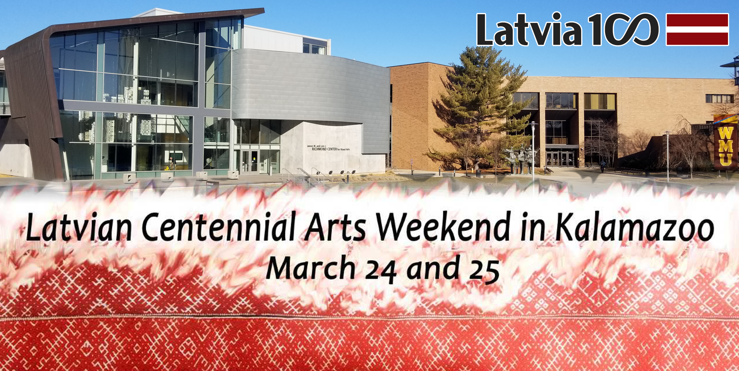 Latvian Centennial Arts Weekend in Kalamazoo