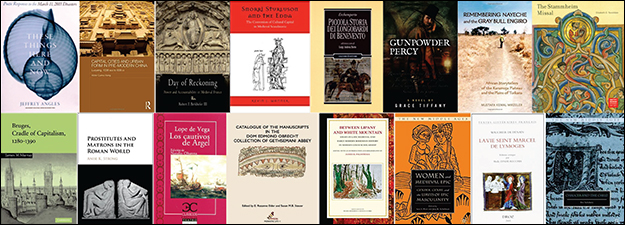 Medieval Institute Affiliated Faculty & Staff Books
