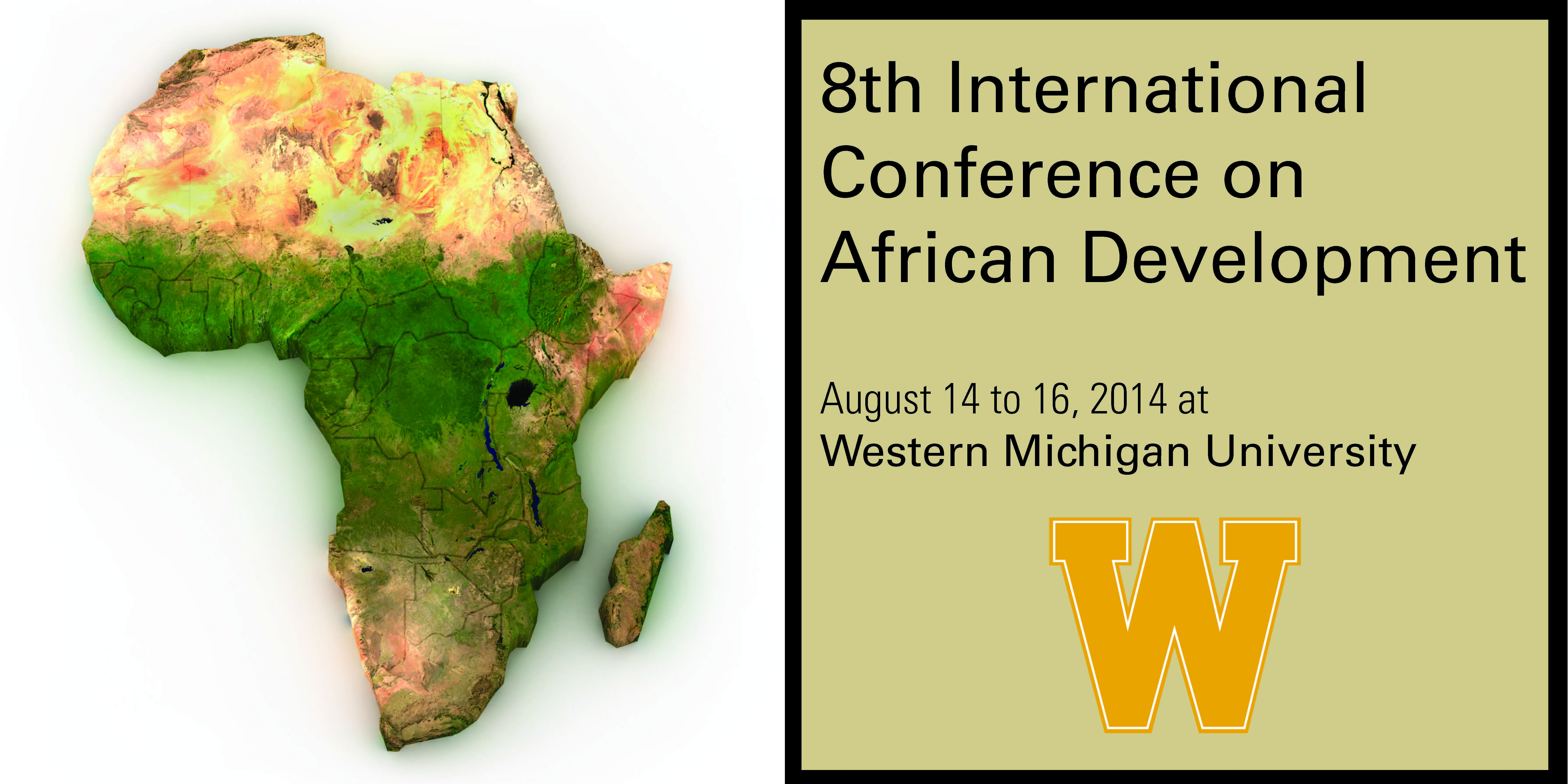 8th International Conference on African Development (ICAD 2014)