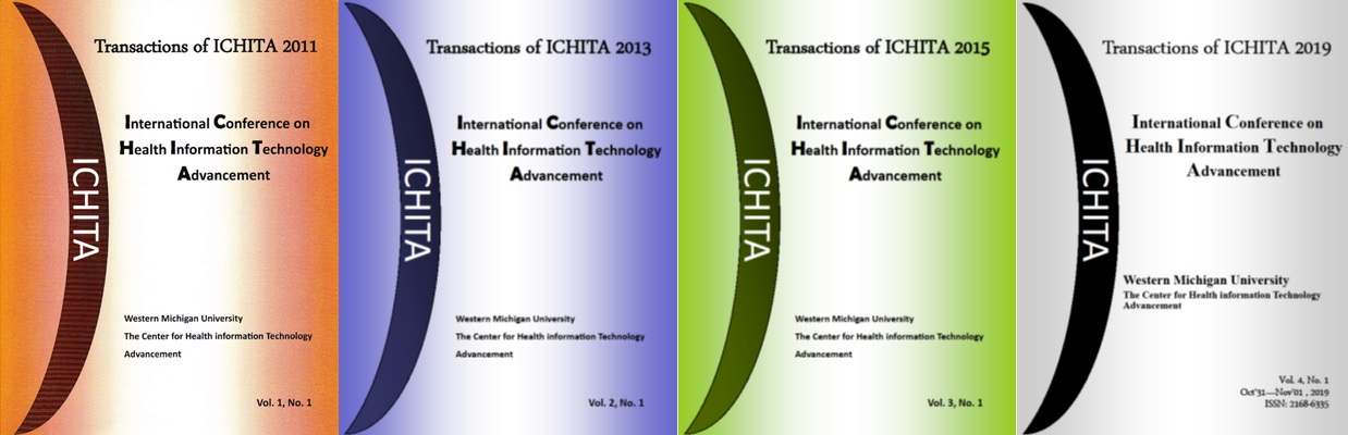 Transactions of the International Conference on Health Information Technology Advancement