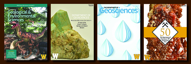 Geological and Environmental Sciences News