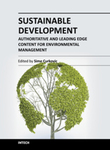 Sustainable Development : Authoritative and Leading Edge Content for Environmental Management by Sime Curkovic