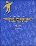 Directory of programs in physical education teacher education