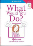 What would you do? by Patti Kelley Criswell
