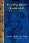 Medieval Forms of Argument: Disputation and Debate