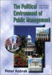 Political Environment of Public Management
