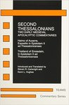 Second Thessalonians: Two Early Medieval Apocalyptic Commentaries