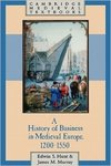 A History of Business in Medieval Europe
