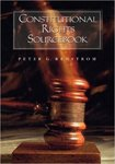 Constitutional Rights Sourcebook by Peter G. Renstrom
