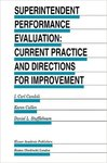 Superintendent Performance Evaluation by I. Carl Candoli, Karen Cullen, and D. L. Stufflebeam