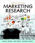 Marketing Research by Alvin C. Burns and Ann Veeck