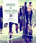 Business in Ethical Focus by , Alex Sagar, and Anand J. Vaidya