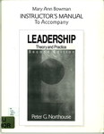 Instructor's Manual to Accompany Leadership: Theory and Practice, Second Edition