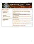 WMU International News November 2007 by Haenicke Institute for Global Education