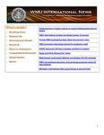 WMU International News September 2008 by Haenicke Institute for Global Education