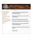 WMU International News May 2009 by Haenicke Institute for Global Education