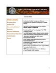 WMU International News Summer 2010 by Haenicke Institute for Global Education