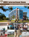 WMU International News Spring 2014 by Haenicke Institute