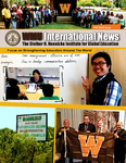 WMU International News Fall 2014 by Haenicke Institute