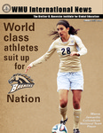 WMU International News Summer 2015 by Haenicke Institute