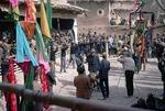 Loeffler filming 10th Moharam celebration by Erika Friedl