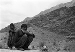 Villagers in remote Boir Ahmad by Reinhold Loeffler