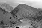 Village in remote Boir Ahmad by Reinhold Loeffler