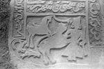 Old gravestones in Boir Ahmad by Reinhold Loeffler