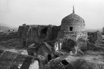Ruins of the Fort of a Boir Ahmad Chief by Reinhold Loeffler