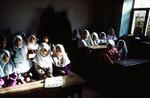 Girls' elemenatry school in Boir Ahmad by Reinhold Loeffler