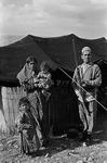 Family of transhumance pastoralists by Reinhold Loeffler