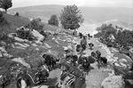 Migration of transhumance pastoralists by Reinhold Loeffler