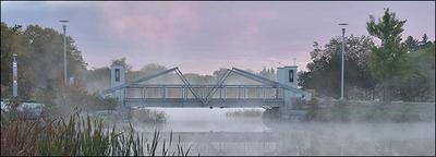 Goldsworth Valley Pond