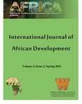 International Journal of African Development, Vol. 3, Issue 2