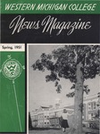 Western Michigan College News Magazine Vol. 9 No. 3 Cover Page