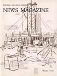 Western Michigan College News Magazine Vol. 13 No. 2 Cover Page by Western Michigan University