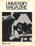 University Magazine Vol. 27 No. 3 Cover Image