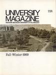 University Magaizine Vol. 27 No. 4 Cover Image