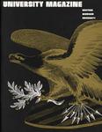 University Magaizine Vol. 1 No. 4 Cover Image