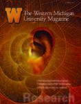 WMU News Magazine Summer 2013 Cover Page by Western Michigan University