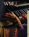 WMU News Magazine Fall 2004 Cover Page by Western Michigan University