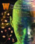 WMU News Magazine Fall 2012 Cover Page by Western Michigan University