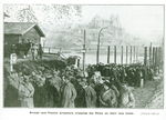 Repatriated British and French POWs Cross the Rhine