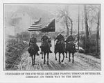 American Occupation Troops Enter Hetzerath, Germany