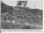 French POWs Repair a Railroad Tunnel