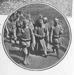 Russian POWs March to Work