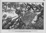 Storming of a French Trench on the Western Front