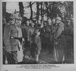 Kaiser Wilhelm II Meets a Serbian Boy POW